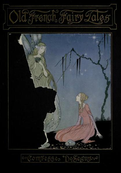 Old_French_Fairy_Tales