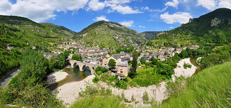 Sainte-Enimie-Gorges_du_Tarn-Frankreich